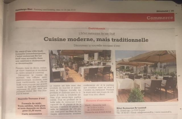 Article Luxemburger Wort